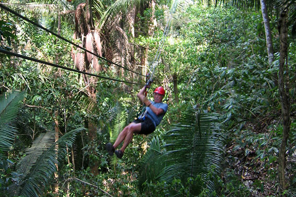 Active Adventure Belize Holiday
